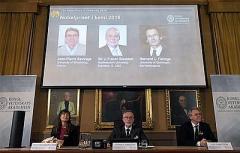 """Нобелевскую премию по химии дали за создание """"молекулярных машин"""""""