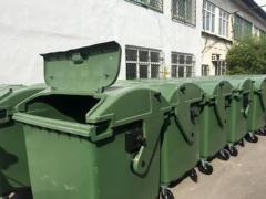 В Мариуполе появится почти тысяча новых мусорных контейнеров