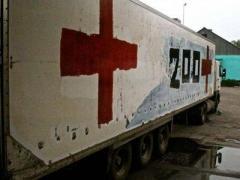 Четыре боевика отправились к праотцам: между Водяным и Ужовкой подорван грузовик, - соцсети