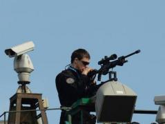 В Ясиноватую прибыли снайперы-спецназовцы ФСБ РФ, - ИС