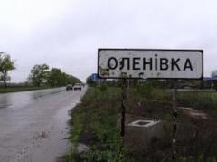 """Вечером в Еленовке  """"прилетело"""" в жилой дом"""