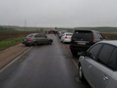 Донбасские блокпосты штурмовало более 23 тысяч человек