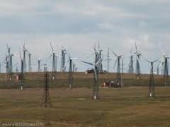 """30 артснарядов """"прилетело"""" в место, где расположены ветрогенераторы Новоазовского района"""