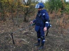 На Донбасі знищили 5 вибухонебезпечних предметів