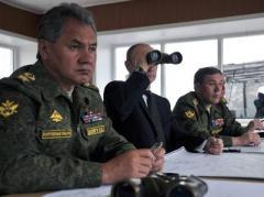 В России закончились учения по захвату воинских частей и их командиров