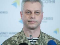 В Министерстве обороны сообщили о ранении семи украинских военных в зоне АТО