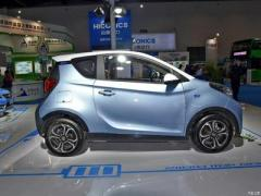 Chery представила бюджетный электромобиль