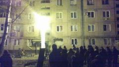 В Макеевке снаряд попал в жилой дом. Погибли люди