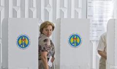В Молдове начались выборы президента