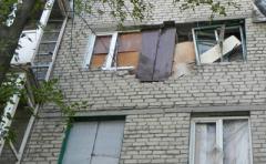 В Авдеевке не найти целого дома