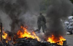 Боевики открывали огонь почти 40 раз. ВИДЕО