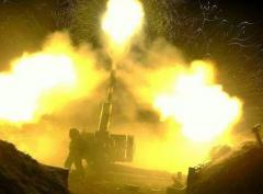Из Макеевки бьет тяжелая артиллерия
