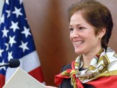 Посол США в Украине пояснила, что может приблизить выборы на оккупированном Донбассе