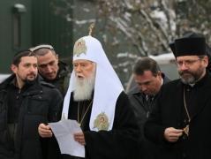 Представники церков та релігійних організацій звернулись до міжнародного співтовариства з проханням зробити все можливе, аби повернути український Крим і Донбас