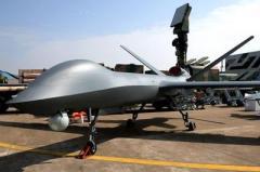 Китай создал самый большой в мире ударный беспилотник (ВИДЕО)
