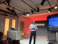 Microsoft представила сервис групповых бизнес-чатов (ВИДЕО)