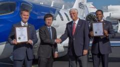 HondaJet признан самым быстрым самолетом бизнес-класса