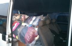 Под Мариуполем остановлены автомобили-контрабандисты