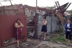 Жителей Славянска, которые лишились жилья, поселят в общежития. Скоро...