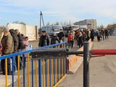 Министерство по оккупированным территориям готовит  список товаров, которые могут официально пересекать линию разграничения
