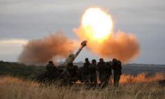 Террористы 44 раза открывали огонь. Водяное обстреляно из 122-миллиметровой артиллерии