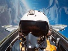 Краса України з кабіни пілота - в інтернеті з