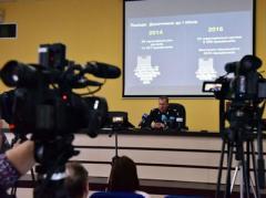 """Генерал Аброськин: """"Удалось не только остановить вал преступности, но и вернуть доверие людей"""" (ВИДЕО)"""