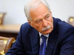 Российский переговорщик по Донбассу Борис Грызлов получил новую должность
