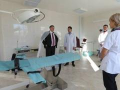Аваков рассказал о прифронтовом госпитале