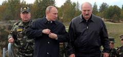 Зачем Путин разворачивает войска в Беларуси?