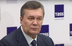 Янукович заявил, что у него нет денег: Все осталось в Украине