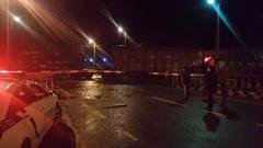 На Львовщине сошел с рельс грузовой поезд