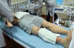 В Одессе открыли современный комплекс для практической подготовки военных медиков. ВИДЕО