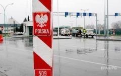 На границе с Польшей в очередях застряли почти две тысячи авто