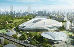 В Токио началось строительство главного стадиона к Олимпиаде-2020