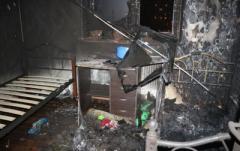 Во время пожара в Одессе погибли женщина и ее пятеро детей