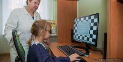 В Мариуполе детям будет корректировать зрение