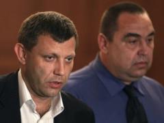 """Захарченко и Плотницкого """"вызвали на ковер"""" российские кураторы"""