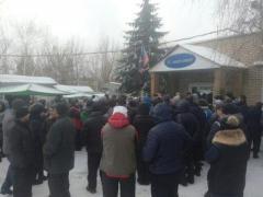 """Вчера в Макеевке  на Гвардейке """"отжали""""  рынок"""