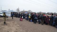 Репортаж журналиста. Как работают КПВВ «Майорск» и «Марьинка»?