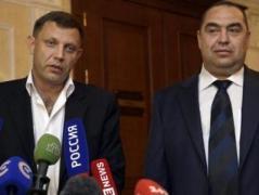 """Захарченко, кроме Киева и Лондона, намерен захватить целую """"ЛНР"""" - мнение"""