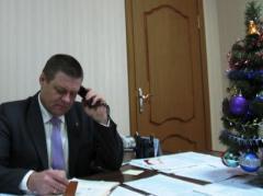 Порошенко уволил председателя Славянской райгосадминистрации Донецкой области