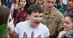 """Савченко могут исключить из """"Батькивщины"""" на ближайшем заседании"""
