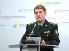 Донбасский фронт: за прошлые сутки ни один украинский военный не погиб и не был ранен