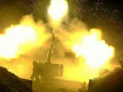 Война на Донбассе: боевики вели обстрелы по всем направлениям фронта, стреляли и по населенным пунктам