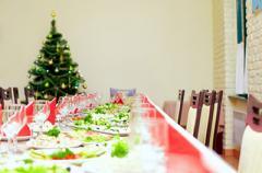 Во сколько обойдется новогодний стол на пятерых в Киеве