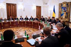 Турчинов озвучил план Украины на случай удара со стороны РФ