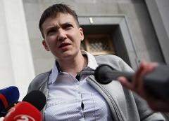 Савченко сообщила, что Администрация президента планирует ее убить