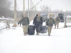 Украинской стороне передали тела погибших военных на Светлодарской дуге, появились подробности