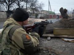 """На протяжении сегодняшних суток боевики 26 раз нарушили """"режим тишины"""""""